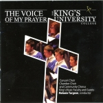 The Voice of My Prayer
