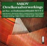 SAKOV Orrelkoraalverwerkings Vol 1 and 2