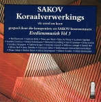 Koraalverwerkings Vol 3 [Download mp3 file of Jacobus Kloppers' composition on this CD by clicking on the link below:]